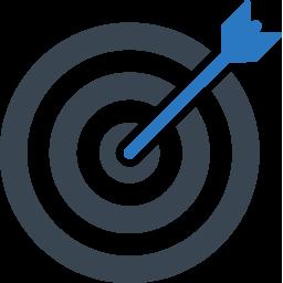 Blue Productivity Improvement Icons 5