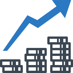 Business Graphs & Charts Icons6