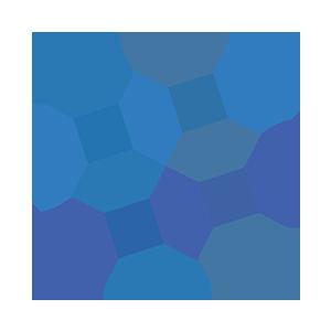 slack logo blue